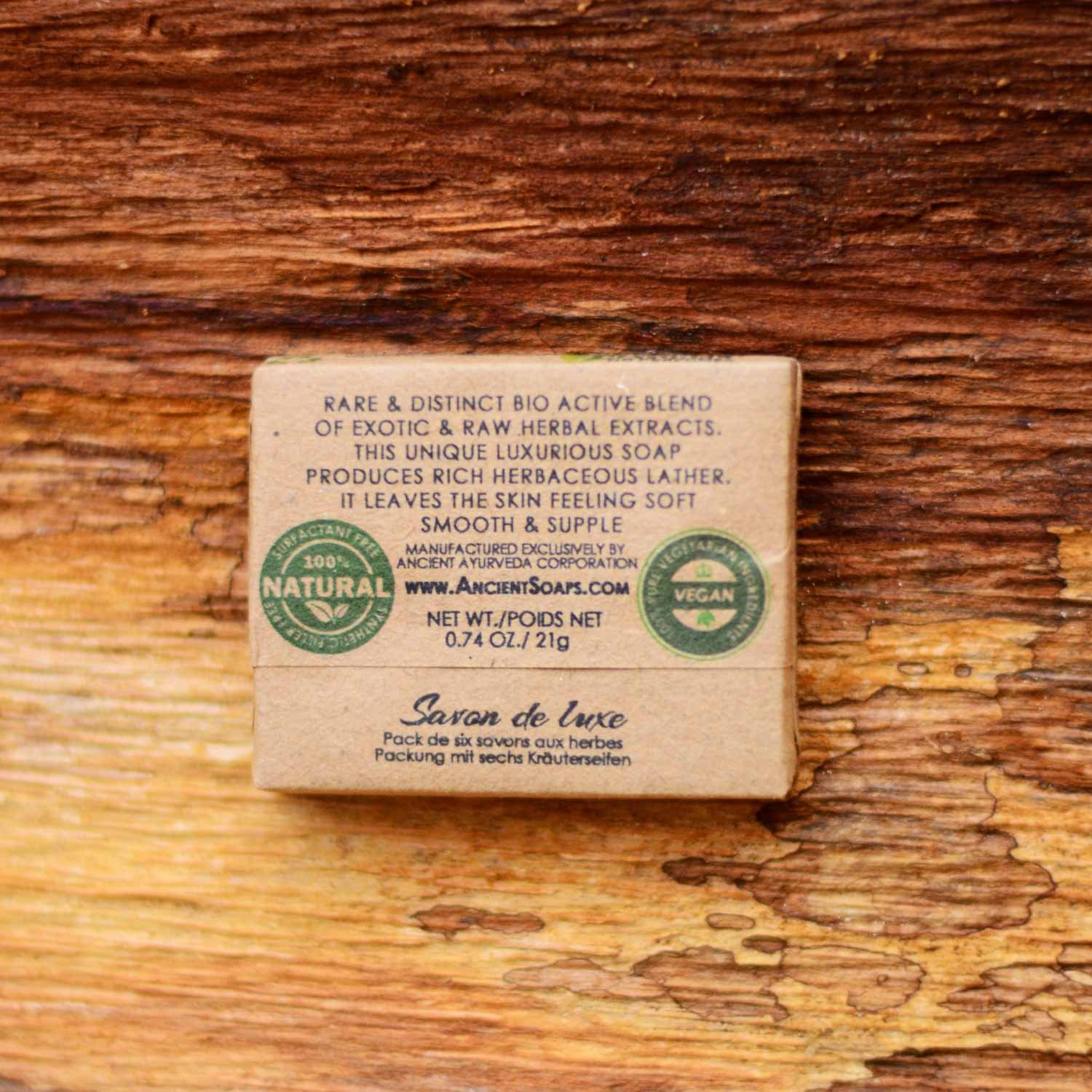 Customized Soaps for yoga or any kind of business